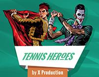 Tennis Heroes