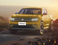 VW Atlas Tanoak pick up & Cross Sport