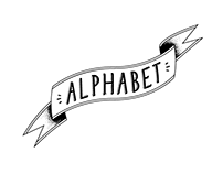 Logo for Alphabet Cafe