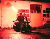 Takt32 x Liquit Walker - Feuerrot