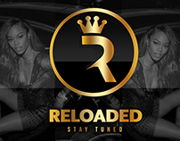 Logo Design For Reloaded NightClub