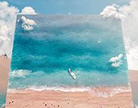 Over Hype Beach
