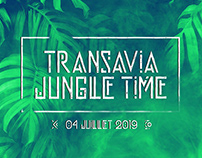 TRANSAVIA Jungle Time