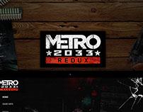 Metro 2033 Redux Website