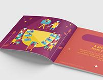 Brand Illustrations & Brochure - Lucid Dreamers