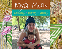 Kayla Moon - Featured Artist