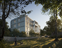 Housing Project | Fevrier Carre Architectes