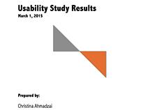 Usability Report (PapaJohns.com)