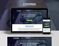 ConfirmU Website Layout | Clean theme | Bootstrap