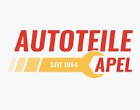 Logo für Autoteile Apel
