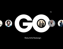 HBO GO — Rebuild & Redesign