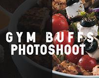 GYM BUFFS - Photoshoot