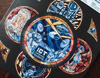 Couverture magazine.