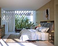 Bedroom in Nha trang