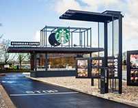 Starbucks Drive Thru (Keele North)