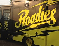 Roadies Rock Food & Co. •  FoodTruck