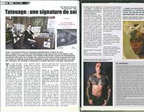 Elise Müller - Rise Magazine n°31