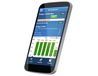 Jenny Craig iOS and Android Application