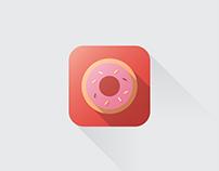 Doughnut App Icon