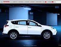 Toyota Kenya Website