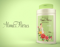 Alma de Flores | Body Powder Shape