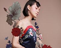Oriental Chic on Femina Magazine CNY