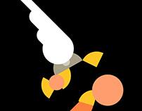 Draw Asterix