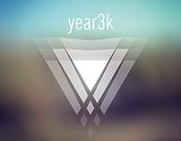 year3k brand redesign summer 2017