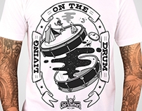 'The Viking' - Drummer Shirts