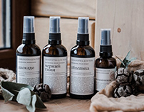 Natural cosmetics from Krasnaya Polyana