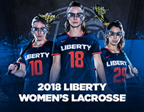 2018 Liberty Women's Lacrosse