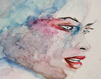 Inspirations of my all time favorite - Agnes Cecile