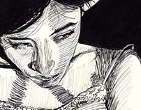 Isabelle ink