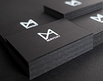 MAYDAY AGENCY LOGO & BUSINESS CARD DESIGN