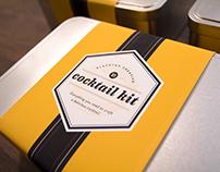 Blacktop Cocktail Kit