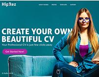HipRez - CV creating Service.