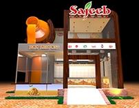 Sajeeb Group Mini Pavilion Design for DITF 2016