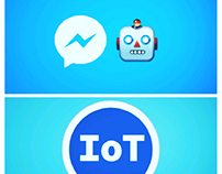Facebook IoT Messenger Bot