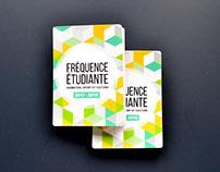 Crous Rouen Normandie • z-card étudiante