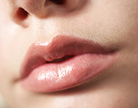 Lips are often viewed as a symbol of sensuality and sex