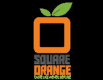 Square Orange Logo