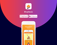 Restaurant Deals & Delivery App - Bhojdeals