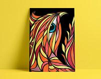 Phoenix Pattern Design