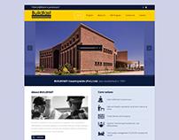 Webdesign for Build Fast
