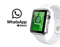 WhatsApp | Apple Watch UI Kit