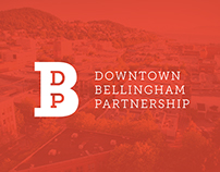 Downtown Bellingham Partnership Rebrand