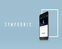 Symphonic - Mobile App