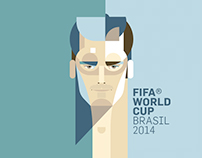 Portraits / BRASIL 2014