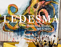Ledesma. Selected Works. 2012-2015