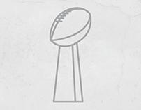 Super Bowl Icons